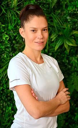 Anna - Trener Personalny