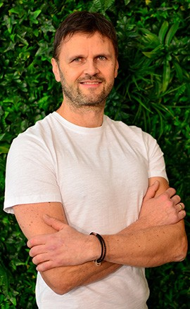Jacek - Trener Personalny